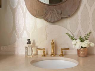 Christopher Architecture & Interiors Baños de estilo clásico