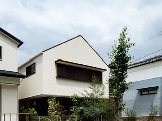 Modern houses by 藤森大作建築設計事務所 Modern