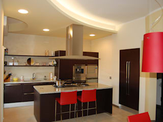 Dapur Modern Oleh Calabrese & Iozzi Architetti Associati Modern