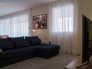 Apartamento Ben Gurion por Manuela Marques Arquitetura Eclético