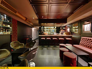 Modern dining room by MOODULAR Modern
