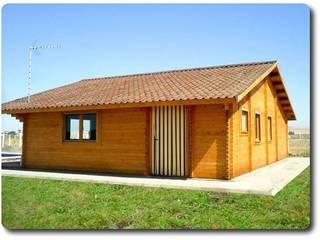 Casas de estilo  por Soluciones Ecologicas Vidanatural