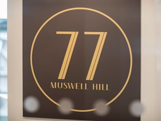 Musewll Hill, London by Jigsaw Interior Architecture Еклектичний
