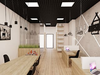 Ruang Kerja by Ale design Grzegorz Grzywacz