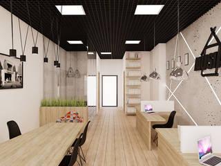 Ale design Grzegorz Grzywacz:  tarz Çalışma Odası