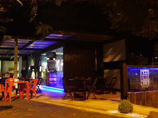 Bars & clubs by Casa Container Marilia - Arquitetura em Container, Industrial