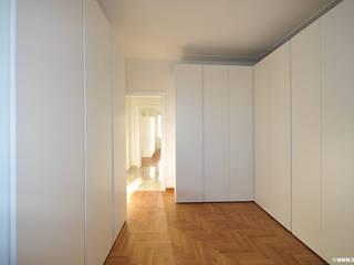 michele gambato architetto, mgark Chambre moderne