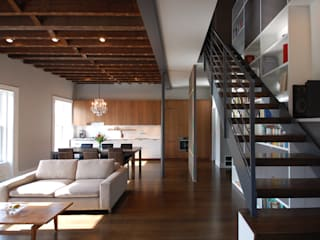 SA-DA Architecture Living room