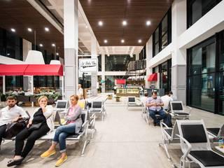 Restaurants de style  par oğuzhan aydoğdu iç mimarlık, Moderne