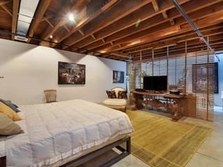 SA-DA Architecture Modern style bedroom