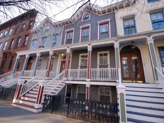 SA-DA Architecture Colonial style house
