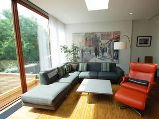 SA-DA Architecture ห้องนั่งเล่น