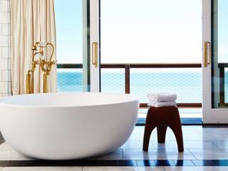 Modern bathroom by SA-DA Architecture Modern