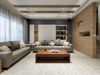 無印良品風 根據 IDR室內設計 古典風