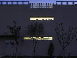 대구 주택 _ 서가네 Daegu Gachang House _ seogane 미니멀리스트 주택 by isangwon architects 미니멀
