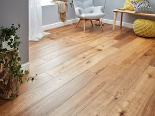 Walls by Woodpecker Flooring, Country Engineered Wood Transparent