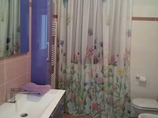 bagno moderno, contemporaneo zinesi design BagnoTessuti & Accessori Tessuti