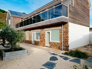 Treasure House, Polzeath | Cornwall Modern houses by Perfect Stays Modern