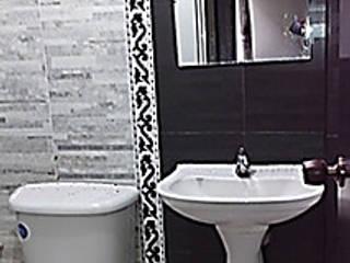 Banheiros campestres por ECODISEÑO MUÑOZ S.A.S. Campestre
