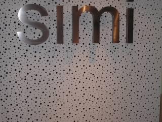 Escritórios Simi Norte: Escritórios  por Área77 - arquitectura, engenharia e design, lda,Moderno
