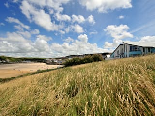 Sea House, Porth | Cornwall Casas eclécticas de Perfect Stays Ecléctico
