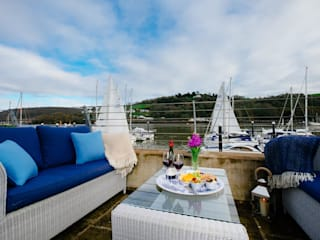 Blue Moorings, Dartmouth | Devon Eclectische huizen van Perfect Stays Eclectisch