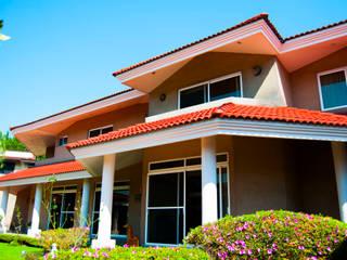 escala1.4 Casas de estilo moderno