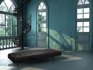 Il Pezzo Mancante Srl ห้องนั่งเล่นโซฟาและเก้าอี้นวม