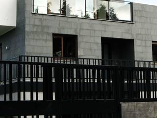 Maisons minimalistes par Intra Arquitectos Minimaliste