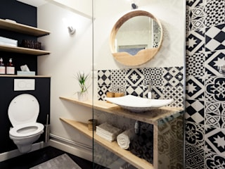 Scandinavian style bathroom by MadaM Architecture Scandinavian