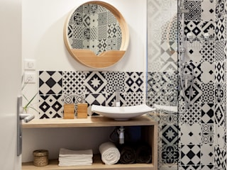 Bathroom by MadaM Architecture, Scandinavian