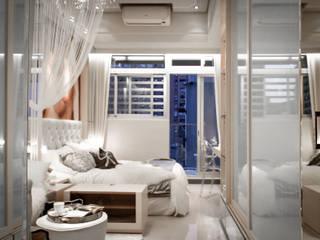 Rustic style bedroom by 璞碩室內裝修設計工程有限公司 Rustic