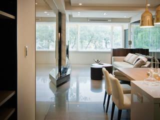 modern Dining room by 璞碩室內裝修設計工程有限公司