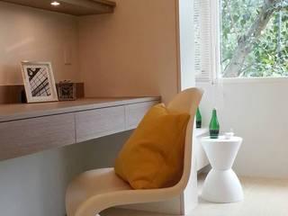 璞碩室內裝修設計工程有限公司 Camera da letto moderna