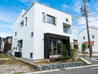m+h建築設計スタジオ Modern home Wood
