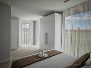 modern Bedroom by Ramazan Yücel İç mimarlık