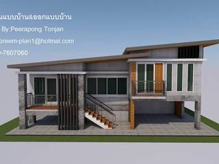 من รับเขียนแบบบ้าน&ออกแบบบ้าน حداثي أسمنت