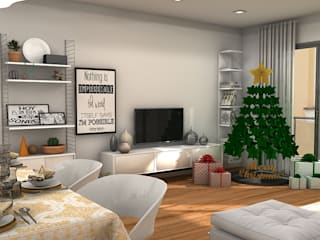 Living room by Blophome, Modern