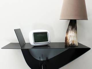 Tables de nuit chevet suspendu et chevet flottant. par objectal.fr Moderne