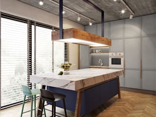 Dapur by razoo-architekci