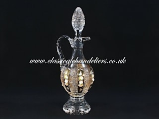 Handmade Crystal Carafes & Decanters Classical Chandeliers KitchenCutlery, crockery & glassware