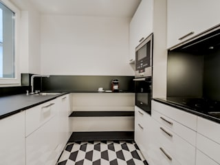 ATELIER FB Modern kitchen
