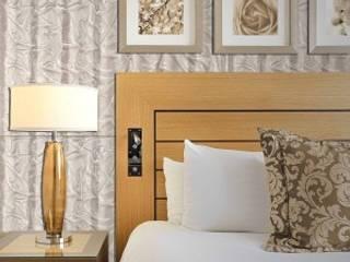 Panespol y su gama textil para las paredes Hoteles de estilo moderno de Panespol Moderno