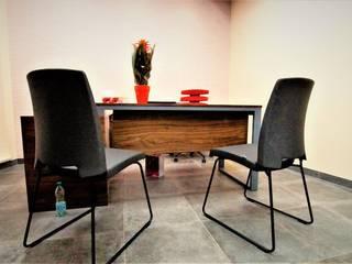Gabinet lekarski-biuro: styl , w kategorii Biurowce zaprojektowany przez Pegaz Design Justyna Łuczak - Gręda,