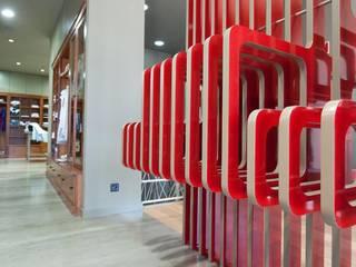 Выставочные павильоны в стиле модерн от MOODULAR Модерн