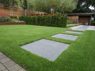 Tuin:  Tuin door GroenerGras Hoveniers Breda