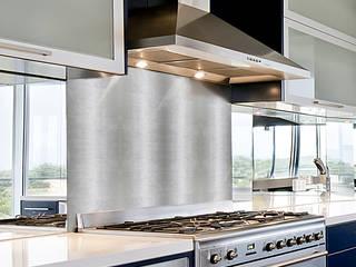 Elalux Tile Moderne keukens Marmer Grijs