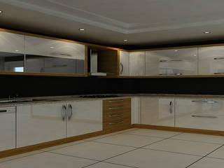 Кухни в . Автор – AKmobilya dekorasyon,