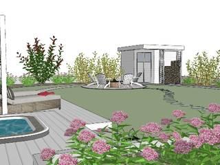 by Sabine Friedrich gartenplanung & design