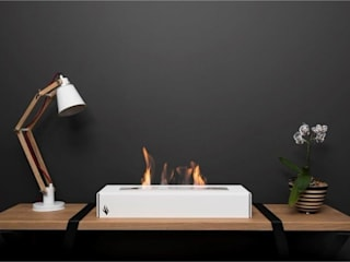 Delux Range:   by EcoFlames